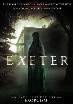 MOVIDEOO: EXETER (2015) A group of teenagers accidentally release an evil spirit that starts to possess them one by one. Movie Details Movie Name: Exeter (2015) Movie Size : 1,1GB Movie Quality: 720p HD Movie Format: MP4 Running Time: 93 Minutes Movie Type: Horror, Thriller