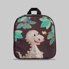 Excited to share the latest addition to my #etsy shop: Rybka - Small Backpack 2-3 Years, Kids Backpack, Toddler Bag, Preschool Kids, Playgroup bag, Dinosaur http://etsy.me/2Ce9cZv #bagsandpurses #backpack #brown #kids #toddlerbag #preschoolkids #playgroupbag #gift #bir