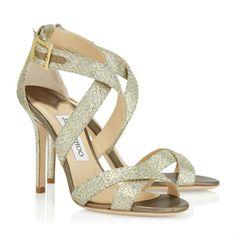 official photos 076c6 74230 Le top 10 des chaussures de mariée qui brillent de mille feux