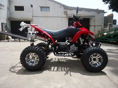 250cc by Octosport. Widely preferred ATV buggy by beach operators, hotels, resorts, adventure parks