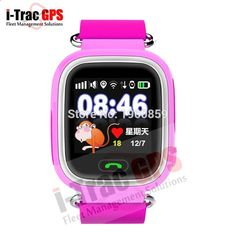 45.00$ Watch here - aifjp.worlditems.... - Touch screen Smart Phone Watch Children Kid Wristwatch GSM GPRS GPS Locator Tracker Anti-Lost Smartwatch Child Guard iOS Android