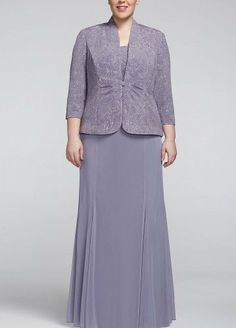 Plus Size 3/4 Sleeve Long Jacquard Jacket Dress Heaven David's Bridal,http://www.amazon.com/dp/B00B5SX2Q0/ref=cm_sw_r_pi_dp_-b0mtb0PNQQDGS00
