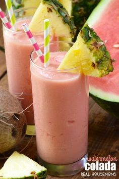 Watermelon Colada