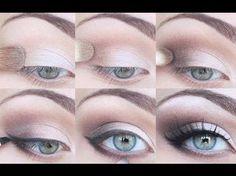 8 tutorials on applying make-up