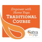 The traditional course, gives you all you need to know about home yoga and how it can change your life