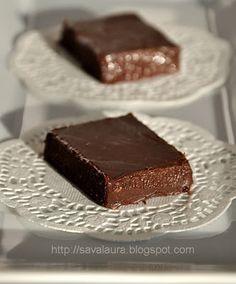 Chocolate Fudge | Retete culinare cu Laura Sava