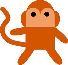 Resultados de la Búsqueda de imágenes de Google de http://www.123paracolorear.com/images/dibujos-de-monos/dibujos-de-monos-2.png