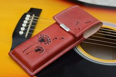Sunglasses Case, Zip Around Wallet, Leather