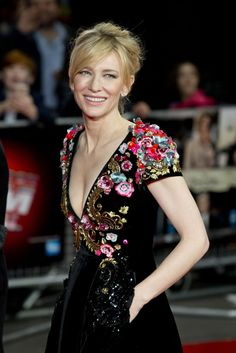 Cate Blanchett Has Surprising Plans for Her Year Off from Acting - ELLE.com