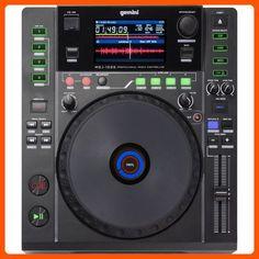 Gemini Professional Media Player Screen Link 8 for sale Professional Audio, Dj Equipment, Display Screen, Gemini, Usb, The Unit, Vintage, Gadgets, Amazon
