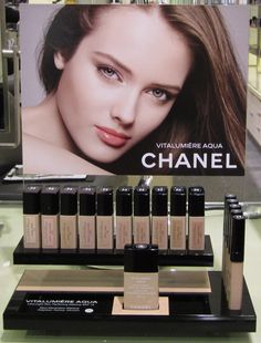 Chanel Vitalumiere Aqua  - The perfect comfortable, long-wearing, satin-matte finish.  Worth the cost.  Your skin will thank you.