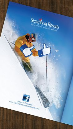 Steamboat Resorts by Wyndham - Winter Facebook Promo on Behance