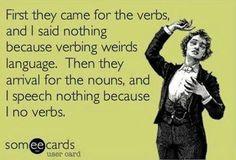 Verbing