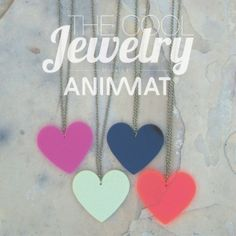THE COOL JEWELRY designed by ANIMMAT®