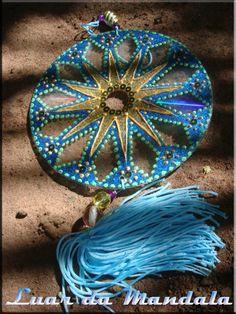 Mandala A10 (۞ Luar da Mandala ۞) Tags: mobile cd mandala reciclagem mandalaemcd reutilizaçãodecd luardamandala