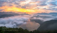 In to the dream by jae youn Ryu on Landscape Photos, Landscape Photography, Travel Photography, Water Flow, Cool Landscapes, Photos Of The Week, The Good Place, Scenery, Clouds
