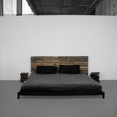 Street Wood Bed By Uhuru