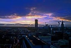 manchester sunset - Google Search