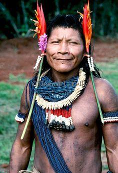 Kayapo Tribe - Brazilian Amazon