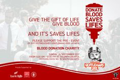 DGR Blood Donation Charity 2017