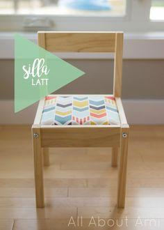 Girls bedroom makeover ikea hack lack coffee table with - Habitaciones infantiles ikea ...