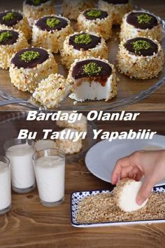 Arabic Food, Food Preparation, Clean Eating, Deserts, Muffin, Good Food, Food And Drink, Ice Cream, Cookies