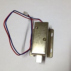 FC MXBB High Quality 6 Holes Dc 24V Cabinet Door Electric Lock Assembly Solen...