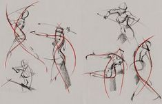 Research in movement for Infinitus Artificium through Ryan Woodward Gesture Drawing Poses, Drawing Reference Poses, Anatomy Reference, Figure Reference, Art Reference, Human Figure Drawing, Figure Sketching, Drawing Meme, Life Drawing
