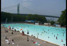 Luxurious Pools Of the World  Astoria Park Pool, New York, New York