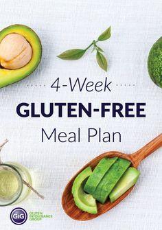 This 4-Week Gluten-F