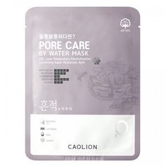 Pore Care Hydrating Mask | Korean Sheet Mask | Peach and Lily