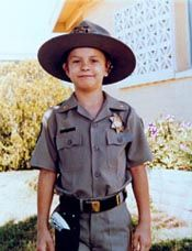 Make-A-Wish traces its beginning to one boy's wish. In 1980, seven-year-old Chris Greicius was being treated for leukemia. Every day, he dreamed of becoming a police officer.