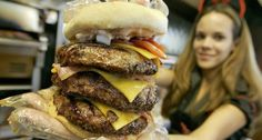 Heart Attack Burger | 19 Mouthwatering Burgers That Will Leave You Speechless