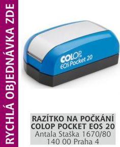 Razítko Colop Eos Pocket C 20