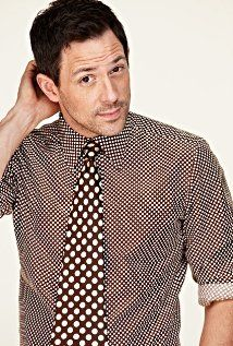 Steve Kazee - this man is adorable... Although, I prefer him with a beard.