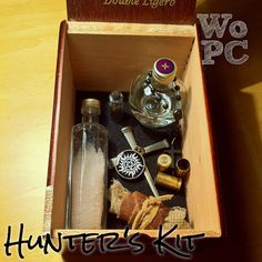 With Our Powers Combined: Supernatural Hunter's Kit