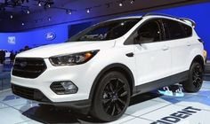 2017 ford escape hybrid reviews