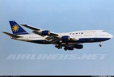 Varig Boeing 747-341M