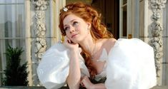 I got Giselle! Quiz: Which Disney Character's Wedding Dress Should You Wear?   Disney Style