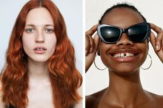 19 Models Who Prove That Gap Teeth Don't Always Need Braces Big Teeth, Teeth Braces, Smile Teeth, Ashley Smith, Perfect Teeth, Spitting Image, Teeth Bleaching, Models, Fashion Brand