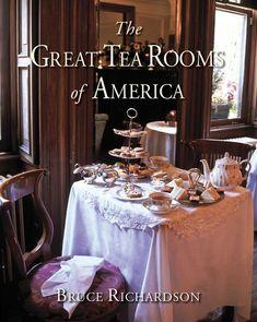 The Great Tea Rooms of America - SHINEWORTHY TEA