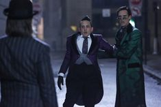 """'Gotham' EPs On Tonight's """"Bittersweet"""" Series Finale, Potential Of More Batman & Their Pride In The Show Penguin And Riddler, Harvey Bullock, Batman Show, Gotham Series, Cory Michael Smith, Big Drama, Fox Series, Jerome Valeska, Cop Show"""
