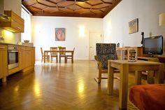Mahogany Wood Ceiling