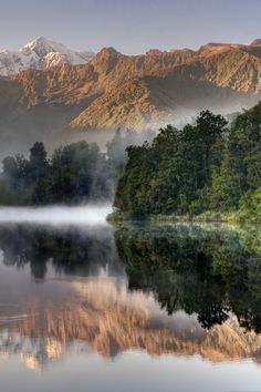 Morning Mist by PhotoArt Images