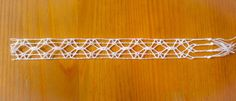 のんちゃんはくもさんが苦手…編み方のことではありません、本物のくものことです。でもこんなにステキに編んでくださいました(^^)18*20160606