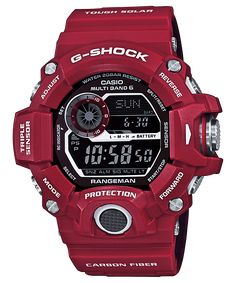 Casio G-Shock Rangeman GW-9400: All Models Released