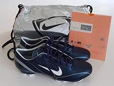 Nike Mercurial Vapor II FG Football Boots Original 2004 Men s UK 8.5, EUR  43 Dark 596c3c7545