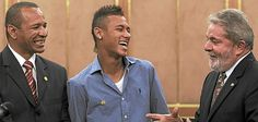 Neymar's father 'auctions' his son