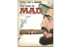 The Top Five Mad Magazine Covers, According to George Lois - Businessweek