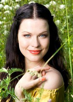 Finnish singer Jenni Vartiainen